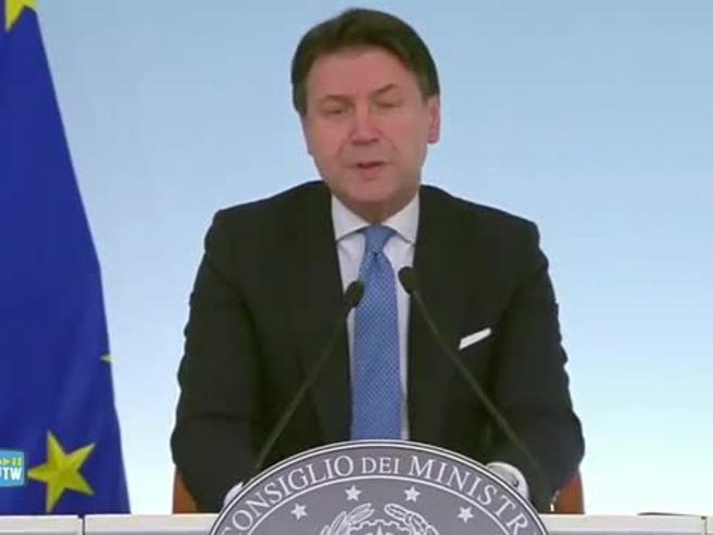 Coronavirus, l'annuncio del premier Conte: «Tutta l'Italia diventa zona protetta»