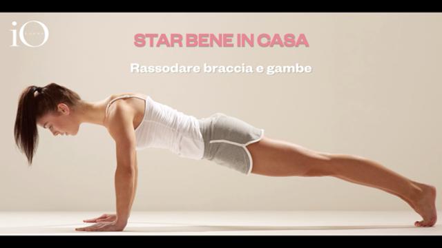 Allenarsi In Casa Esercizi Per Braccia E Gambe Corriere Tv