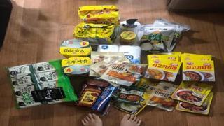 Quarantena in Corea del Sud: dal governo un pacco gratis con cibo e beni di prima necessità