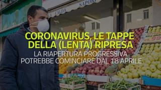 Coronavirus, le possibili tappe della (lenta) ripresa dopo la crisi