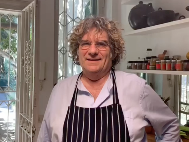 Fulvio Pierangelini: «Vi svelo la ricetta della mia super carbonara. Il segreto? Nel taglio del guanciale e nel pepe»