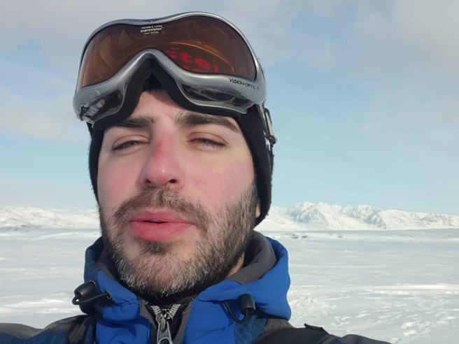Marco Casula, unico italiano al Polo Nord: «Sostenete la ricerca Cnr per affrontare il coronavirus»