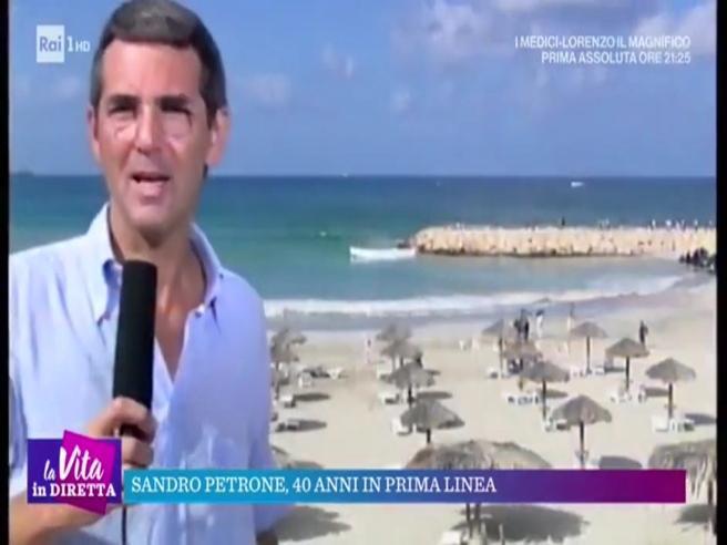 È morto Sandro Petrone, lo storico volto dell'inviato del Tg2 aveva 66 anni