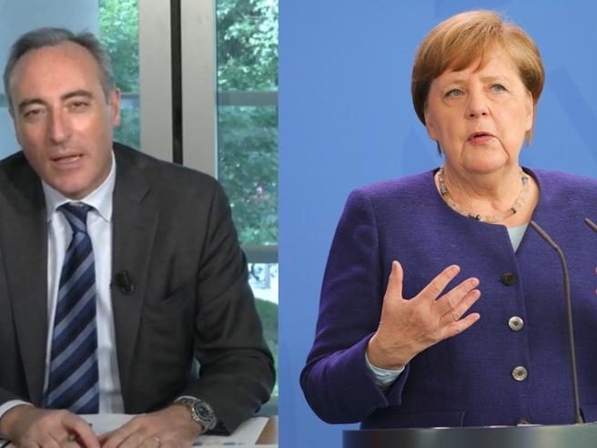 Indice Rt, la spiegazione di Gallera e quella di Merkel a confronto