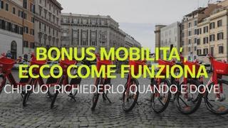 Bonus mobilità: chi può richiederlo, quando e dove