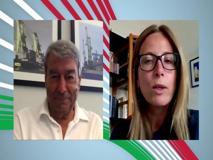 Spinelli: «A Genova aspettiamo la diga foranea, per mantenere il primato del porto»