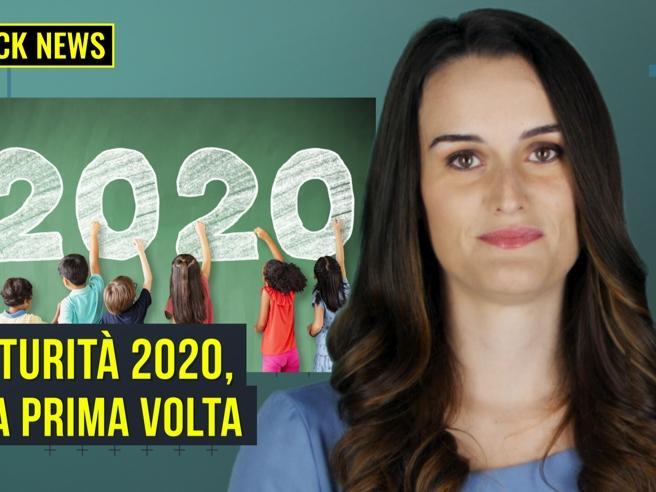 Mascherine e colloquio, al via il countdown per la maturità 2020