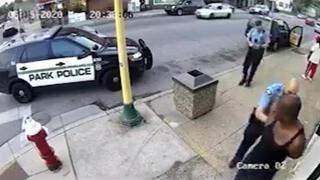 Minneapolis, la discussione tra gli agenti e George Floyd prima della morte