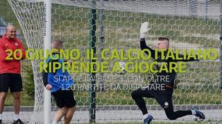Calcio, ripartono Serie A e B e la Coppa Italia: dal 13 giugno in campo