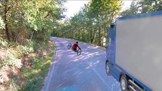 Zanardi, la video-ricostruzione in 3D dell'incidente