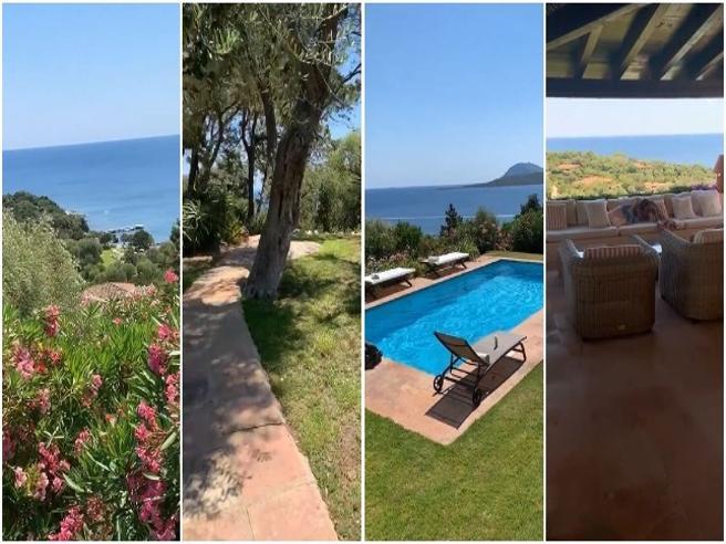 Francesco Facchinetti, la nuova casa vacanza in Sardegna: «Un paradiso terrestre»