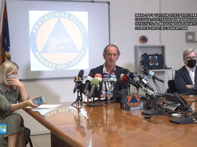 Fase 3, Zaia: «Lunedì nuova ordinanza, inasprirà misure»