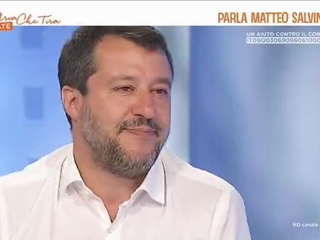 Salvini si paragona a Berlinguer: «La Lega ha ereditato le battaglie del Pci»