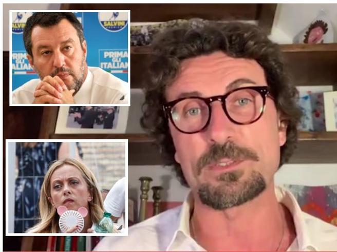 Autostrade, Toninelli spara a zero su Salvini: «Con i Benetton se la faceva sotto e non veniva alle riunioni»