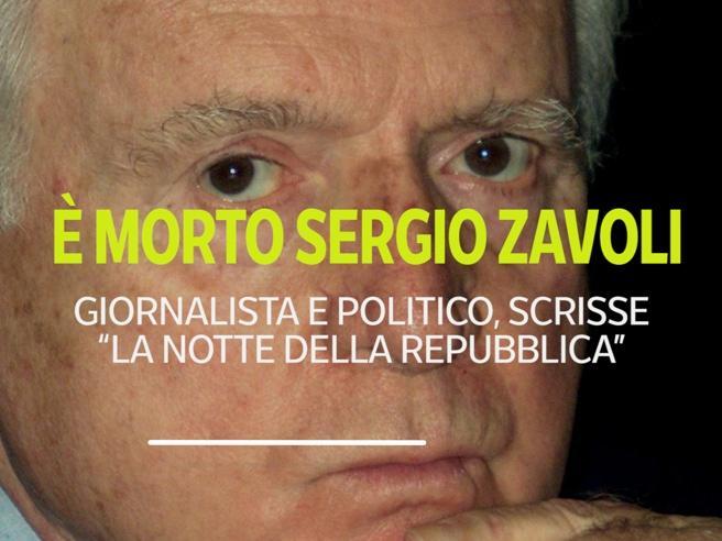 E' morto Sergio Zavoli: intellettuale italiano che cambiò la tv