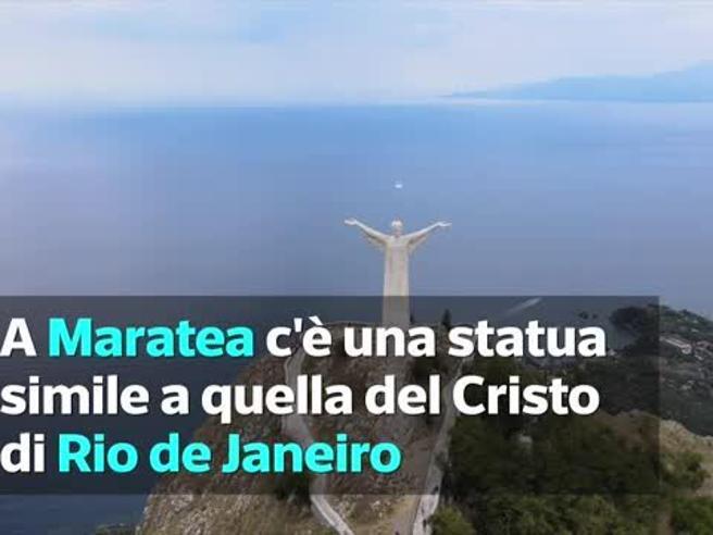 Sembra Rio de Janeiro ma è Maratea