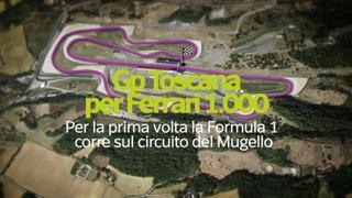 Mugello, in arrivo il Gran Premio numero 1000 per le Ferrari