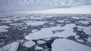 Artico, cala il livello dei ghiacci marini: registrato il secondo dato peggiore di sempre