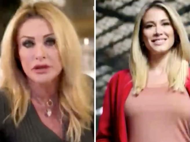 Paola Ferrari attacca Diletta Leotta: «Vuole dare l'immagine da Barbie... cavoli suoi»