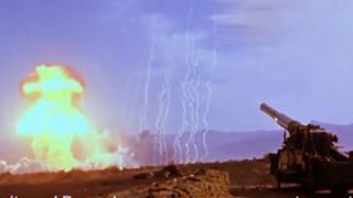 Il cannone nucleare che avrebbe potuto distruggere il mondo: i test del 1953 in un video restaurato in 4K