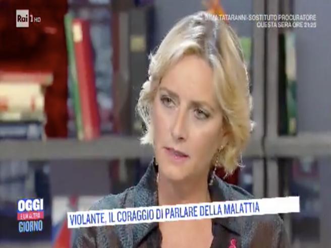 Violante Guidotti, moglie di Calenda, parla della malattia in tv: «La vivi come una punizione, ti chiedi 'perché a me'?»