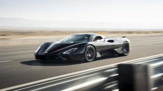 La SSC Tuatara è l'auto più veloce del mondo: 532,8 km/h