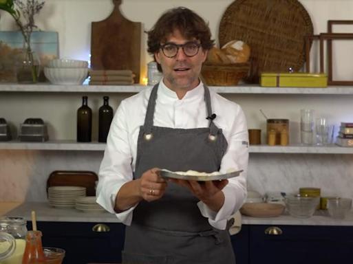 La ricetta della pizza tonda nel forno di casa di Renato Bosco
