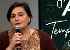 Il saluto di Angela Frenda alla chiusura di Cibo a Regola d'Arte 2020