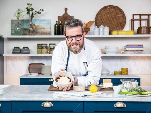 La ricetta del «Riso Nino Bergese» dello chef Eugenio Boer