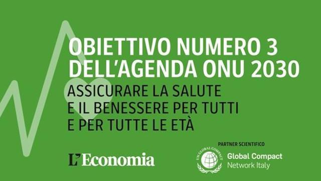 Salute E Lavoro Cosi Le Aziende Devono Migliorare Nell Obiettivo 3 Dell Agenda 2030 Corriere Tv