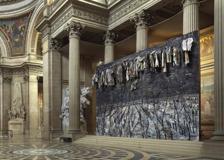 Kiefer al Pantheon di Parigi, l'installazione inaugurata da Macron