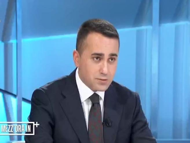 Di Maio e il congiuntivo a «Mezz'ora in più»: «Qualora Renzi staccava la fiducia…»
