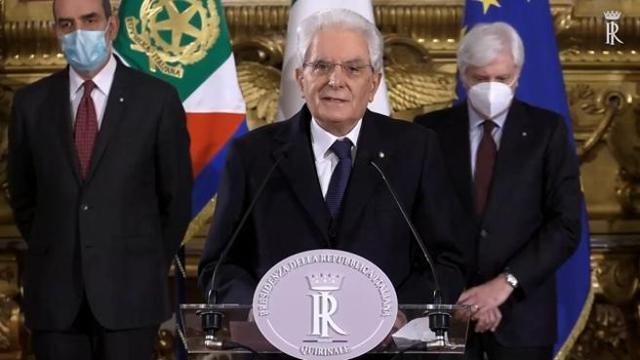Cosa ha detto Mattarella: il discorso integrale - Corriere TV