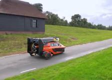Pal-V Liberty: il veicolo terra aria olandese