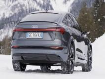 La Audi e-tron S: sportività a zero emissioni