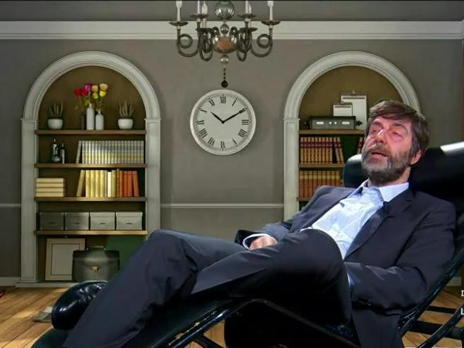 Neri Marcorè e la psicanalisi del ministro Franceschini