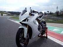 La prova (in pista) della Ducati Supersport 950S