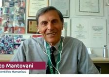 Mantovani: «Cortisone? Grande preoccupazione per utilizzo  nelle fasi precoci»
