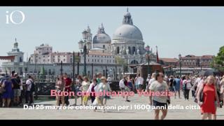 Venezia compie 1600 anni dalla sua fondazione