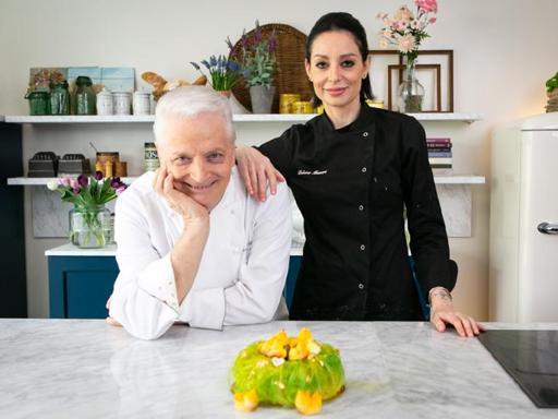 La ricetta del nido pasquale di Iginio e Debora Massari