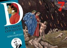 Dante e il maestro finito all'Inferno: «Siete voi qui, ser Brunetto?» - Dodicesima puntata