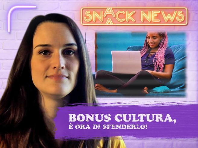 Bonus Cultura, 500 euro ai 18enni: come richiederlo e cosa bisogna sapere