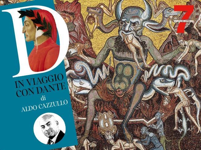 Dante vede Lucifero e infine esce «a riveder le stelle» - Il video