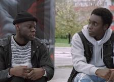 Antonio Dikele Distefano e Giuseppe Dave Seke: «Siamo noi Zero, è frutto del nostro vissuto»