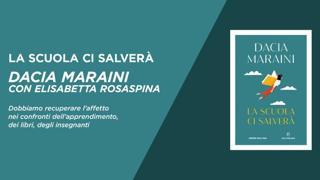 La scuola è il nostro futuro, Dacia Maraini presenta il suo nuovo saggio