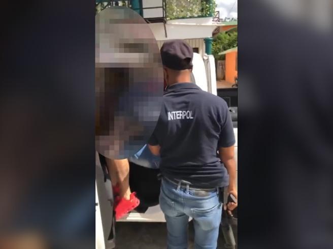 Arrestato a Santo Domingo Luciano Scibilia, tra i 19 pedofili più ricercati: era con un bimbo di 8 anni