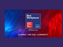 Best Workplaces 2021: la fiducia dei dipendenti cresce