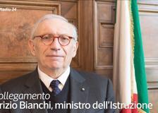 Scuola, Bianchi: «La direzione di marcia concordata è in presenza al 100%»