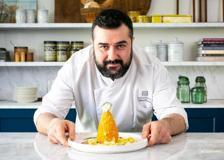Come fare l'arancina siciliana di «Terrammare»