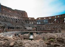 Riaprono siti archeologici e musei: la diretta dal Colosseo